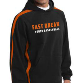 Sweatshirt w/ Fast Break