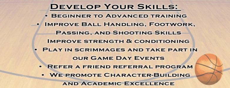 Devlop your skills